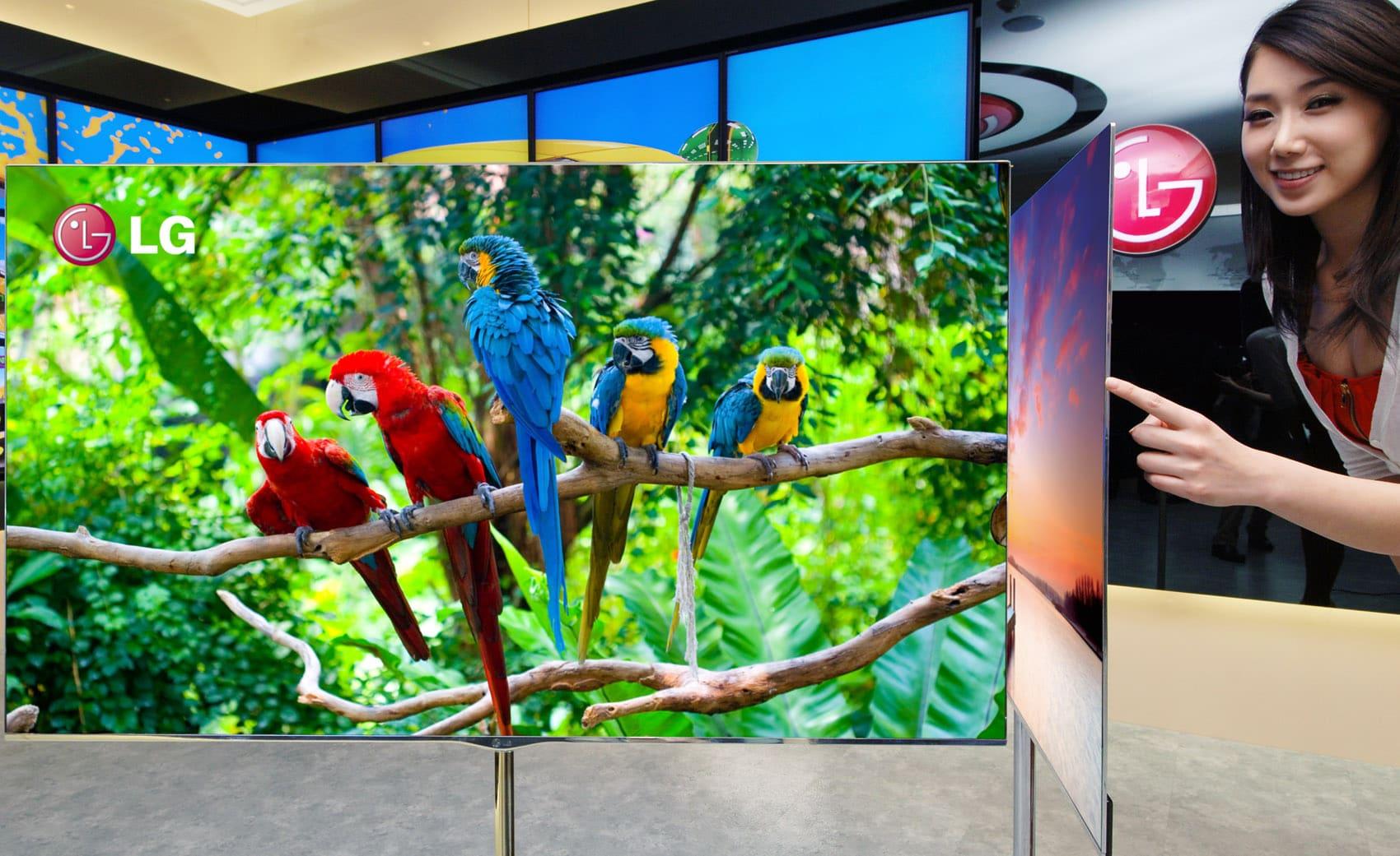 Televizoarele OLED – tot ce trebuie sa stii
