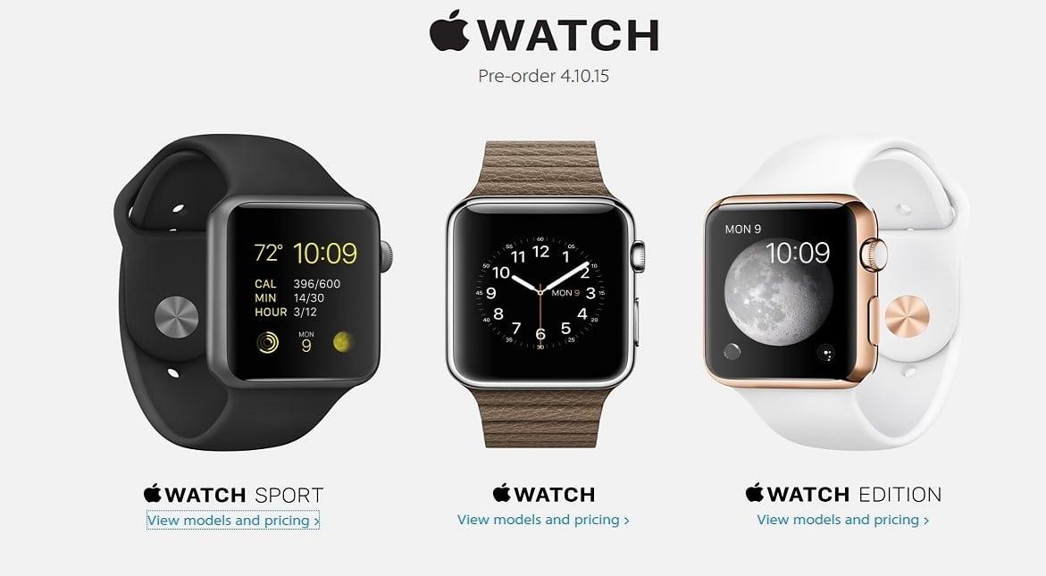 Cum functioneaza ceasurile Apple?