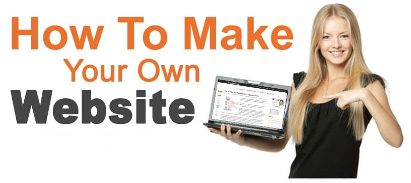 Why you should create your own website?
