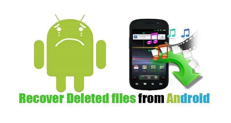 How to recover photos from an Android device?